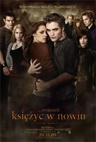 The Twilight Saga: New Moon - Polish Movie Poster (xs thumbnail)