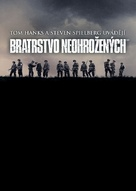 """Band of Brothers"" - Czech DVD movie cover (xs thumbnail)"