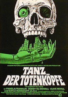 The Legend of Hell House - German Movie Poster (xs thumbnail)