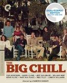 The Big Chill - Blu-Ray cover (xs thumbnail)