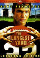 The Longest Yard - DVD cover (xs thumbnail)
