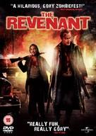 The Revenant - British DVD cover (xs thumbnail)