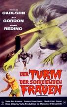 Tormented - German Movie Poster (xs thumbnail)