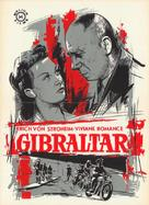 Gibraltar - French Movie Poster (xs thumbnail)