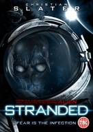 Stranded - British DVD movie cover (xs thumbnail)