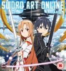 """Sword Art Online"" - British Blu-Ray movie cover (xs thumbnail)"