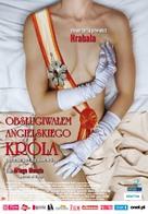 Obsluhoval jsem anglickèho krále - Polish Movie Poster (xs thumbnail)