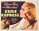 Exile Express - Movie Poster (xs thumbnail)
