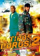 Bad Asses - Spanish Blu-Ray movie cover (xs thumbnail)