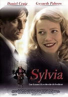 Sylvia - Dutch Movie Poster (xs thumbnail)