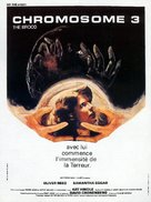 The Brood - French Movie Poster (xs thumbnail)