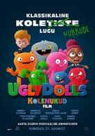 UglyDolls - Estonian Movie Poster (xs thumbnail)