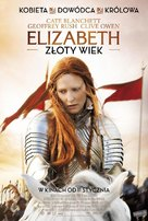 Elizabeth: The Golden Age - Polish Movie Poster (xs thumbnail)