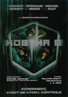 Cube Zero - Czech DVD cover (xs thumbnail)
