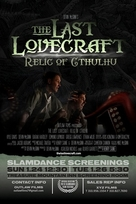The Last Lovecraft: Relic of Cthulhu - Movie Poster (xs thumbnail)