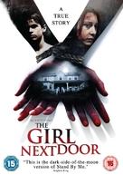 The Girl Next Door - British Movie Cover (xs thumbnail)