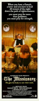 The Missionary - Movie Poster (xs thumbnail)