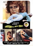 Gatti rossi in un labirinto di vetro - German Blu-Ray movie cover (xs thumbnail)