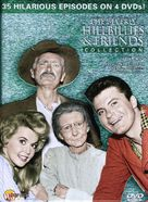 """""""The Beverly Hillbillies"""" - DVD movie cover (xs thumbnail)"""