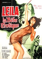 Mantis in Lace - French Movie Poster (xs thumbnail)