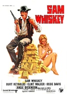 Sam Whiskey - Italian Movie Poster (xs thumbnail)