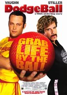 Dodgeball: A True Underdog Story - Video release movie poster (xs thumbnail)