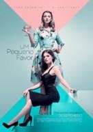 A Simple Favor - Portuguese Movie Poster (xs thumbnail)