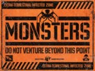 Monsters - British Logo (xs thumbnail)