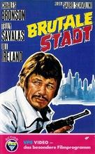 Città violenta - German VHS cover (xs thumbnail)