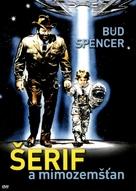 Uno sceriffo extraterrestre - poco extra e molto terrestre - Czech DVD cover (xs thumbnail)