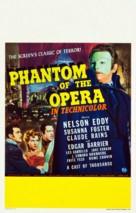Phantom of the Opera - Theatrical movie poster (xs thumbnail)