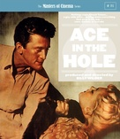 Ace in the Hole - British Blu-Ray movie cover (xs thumbnail)