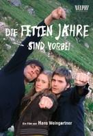 Die fetten Jahre sind vorbei - German DVD cover (xs thumbnail)