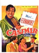 Casimir - Belgian Movie Poster (xs thumbnail)