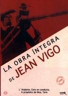 Zéro de conduite: Jeunes diables au collège - Spanish DVD cover (xs thumbnail)