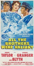 All the Brothers Were Valiant - Movie Poster (xs thumbnail)