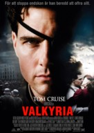 Valkyrie - Swedish Movie Poster (xs thumbnail)