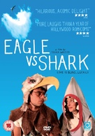 Eagle vs Shark - DVD cover (xs thumbnail)