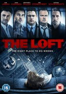 The Loft - British DVD cover (xs thumbnail)