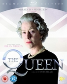 The Queen - British Blu-Ray movie cover (xs thumbnail)