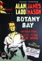 Botany Bay - Swedish Movie Poster (xs thumbnail)