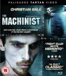 The Machinist - British Movie Cover (xs thumbnail)