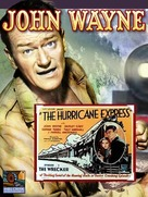 The Hurricane Express - DVD cover (xs thumbnail)
