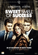 Sweet Smell of Success - Norwegian DVD cover (xs thumbnail)