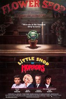 Little Shop of Horrors - Theatrical movie poster (xs thumbnail)