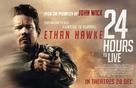 24 Hours to Live - Singaporean Movie Poster (xs thumbnail)