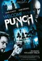 Welcome to the Punch - Belgian Movie Poster (xs thumbnail)