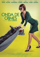 Ola de crímenes - Portuguese Movie Poster (xs thumbnail)