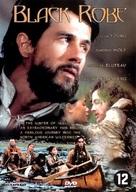 Black Robe - Dutch DVD movie cover (xs thumbnail)