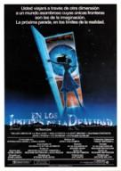 Twilight Zone: The Movie - Spanish Movie Poster (xs thumbnail)